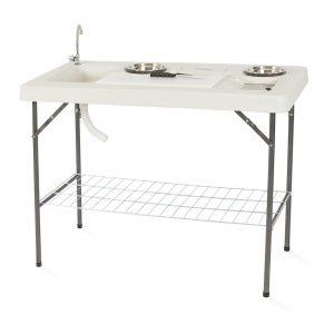 Onebigoutlet Fishing Outdoor Table
