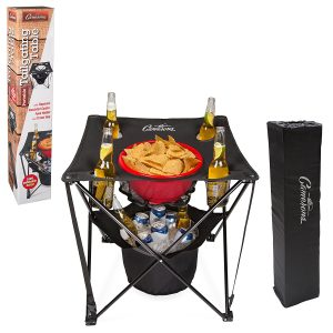 Tailgating Table- Collapsible Folding Camping Table