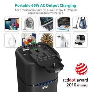RavPower PowerStation Series (20100mAh) Portable Power Outlet