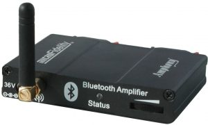 Bluetooth Audio Receiver / Amplifier - Model 300 Black