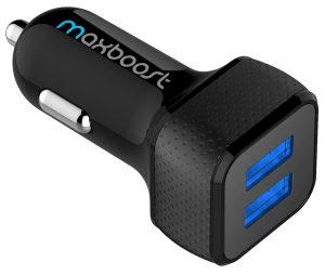 Sprinter Up, the best spending plan: Maxboost 4.8A/24W 2 Smart Port Car