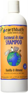 Earthbath All-Natural Pet Best Dog Shampoo