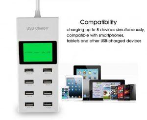 Hysada USB Charge