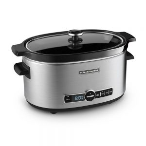 KitchenAid KSC6223SS 6-Qt Slow Cooker