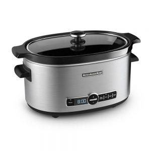 KitchenAid KSC6223SS 6-Qt Slow Cooker