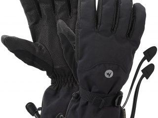 Top 3 Best Ski Gloves for Winter Season 2020 Review