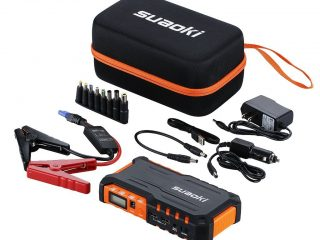 Top 10 Best Battery Jump Starters 2020 Review