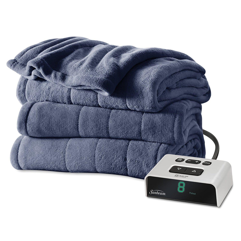 top 3 best electric blankets 2018 review a best pro. Black Bedroom Furniture Sets. Home Design Ideas