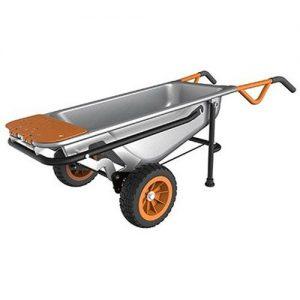 Best 2 Wheel Wheelbarrow