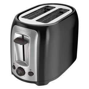 Black Decker toaster