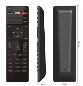 Vizio XRT 122 Best Tv Remote