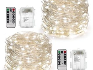 Top 3 Best fairy lights in 2020 Review