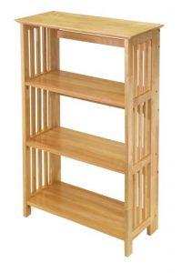 Winsome Wood Best Bookshelf