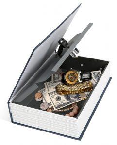 Best Creative: iMountTEK Home Security Steel Dictionary Book Safe