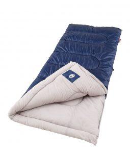 Coleman Brazos Sleeping Bag Cool Weather