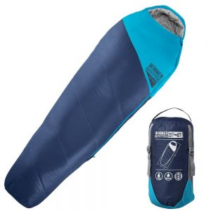 Winner Outfitters Sleeping Bag, with Compression Sack
