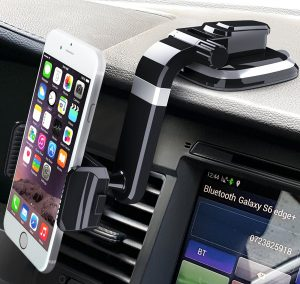 Bestrix Universal Dashboard Smartphone Car Mount Holder