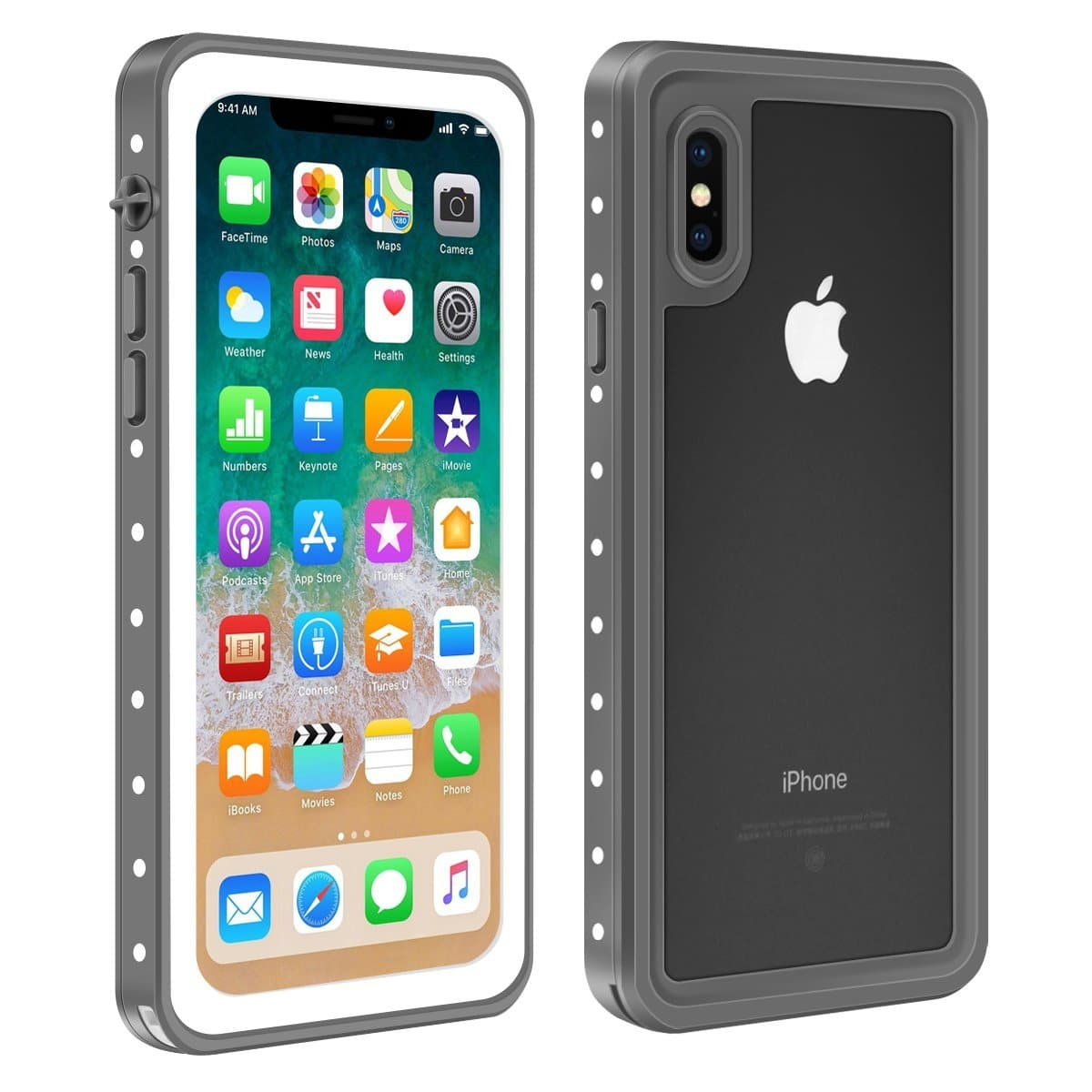 premium selection 13cce 2ee9f Top 10 Best Iphone X Waterproof Cases 2019 Review - A Best Pro