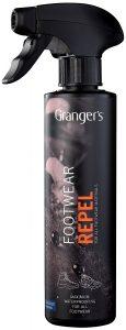 Granger's Footwear Waterproofing Spray, 9.3 Oz