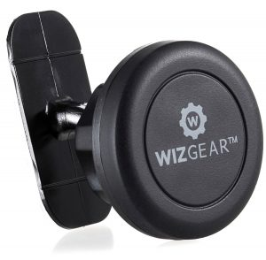 WizGear Universal Stick-On Dashboard Magnetic Car Mount Holder