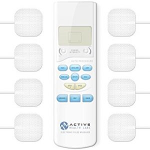 Active Health Labs TENS Electronic Pulse Massager