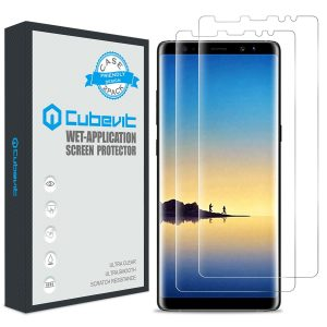 Cubevit Galaxy Full coverage Note 8 Screen Protector