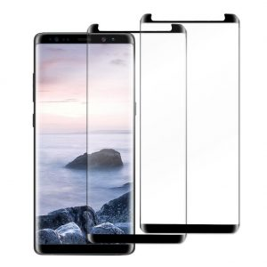 Goodsmiley Samsung Galaxy 2 Pack Note 8 Screen Protector