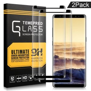 XUZOU Samsung Galaxy Note 8 Tempered glass Screen Protector