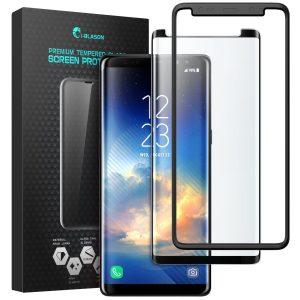 i-Blason Galaxy Note 8 Screen Protector, Premium Full Coverage
