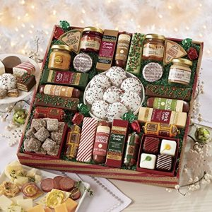 The Swiss Colony 27 Favorites Food Gift from