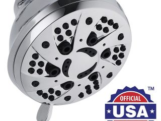 Top 10 Best High Pressure Shower Head 2020 Review