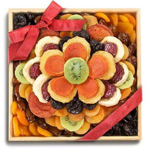 Golden State Sweet Bloom Dried Fruit Basket