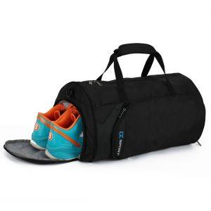IX Fitness Sports Gym Waterproof Travel Duffel Bag
