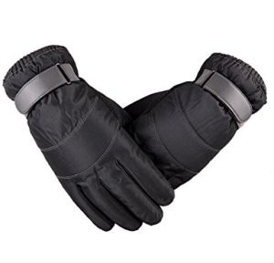 JOYEBUY Men Windproof and Waterproof Gloves Touchscreen Outdoor Ski Gloves