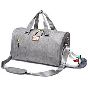 Kenox Duffle Bag Sports Gym Travel Luggage