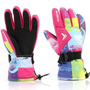 RunRRIn Waterproof Ski Gloves