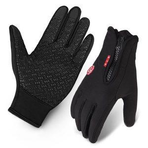 SLB Cycling Gloves, Waterproof Touchscreen in Winter Outdoor Bike Gloves