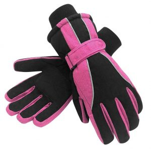 Terra Hiker Waterproof Microfiber 3M Thinsulate Insulation gloves for Women