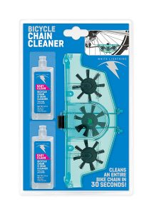 White Lightning Chain Cleaner Kit for Bikes