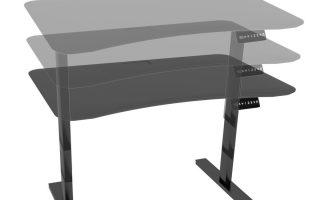 Top 10 Best Adjustable Standing Desk in 2020 Review