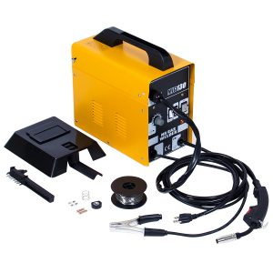 Best Choice Products MIG130 Welding Machine Set Automatic Flux Core