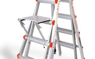 Top 10 Best Telescoping Ladder in 2020 Review