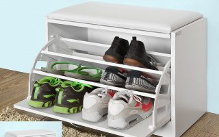 Top 10 Best Shoe Storage Bench in 2020 Review