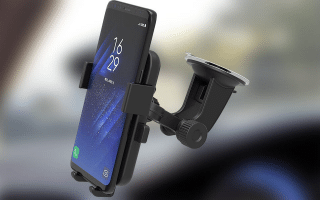 Top 10 Best Magnetic Car Mounts for Samsung Galaxy S9 Plus 2020 Review