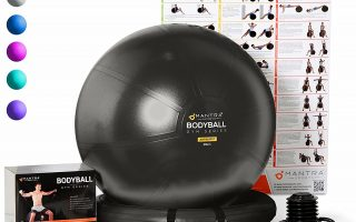 Top 10 Best Exercise Ball Chairs 2020 Review