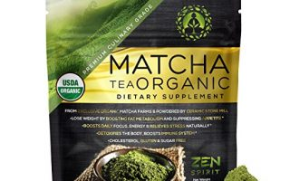 Top 3  Matcha Green tea Powder Review In 2020