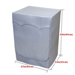 [Mr. You]Washer/Dryer cover For Front-loading machine Waterproof dust-proof
