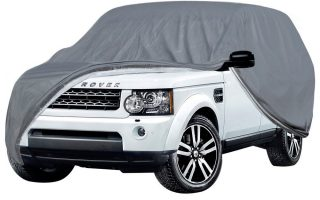 Top 10 Best Outdoor SUV Cover 2021 Review