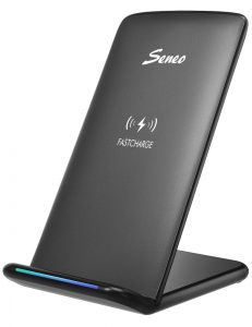 Seneo 10W Wireless Charger, Qi-Certified for iPhone