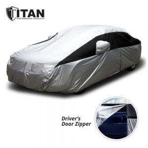 Titanium Lightweight car cover